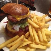 Funky Burger, Esbo