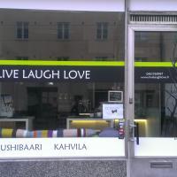 Live Laugh Love, Helsinki