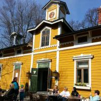Café Svenkka, Helsinki