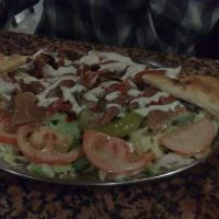 Golden Pizza Kebab, Helsinki