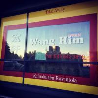 Wang Him, Helsinki
