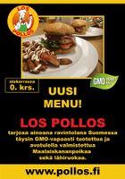 Los Pollos, Tampere