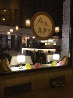 Ravintola API, Helsinki