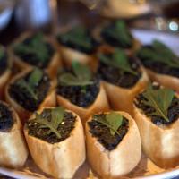 Olutravintola Birger, Hämeenlinna: Tapenade