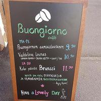 Buongiorno Caffe Eerikinkatu, Helsinki