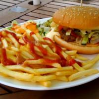 After Eight, Karjaa: Affe's Big Burger