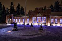 Lahden Varuskunnan Upseerikerho, Lahti