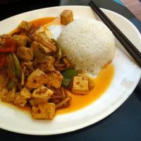 Phnom Penh, Espoo: Kung po tofu