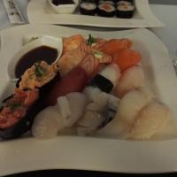 Joku lounas nigiri-annos