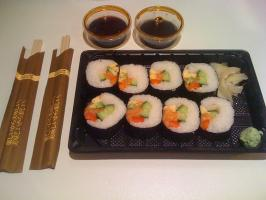Take away Futomaki 10e