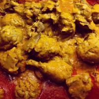 Laadukasta curryä, sopivasti tulinen
