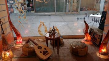 Ravintola old jerusalem helsinki