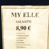Salaattimenu